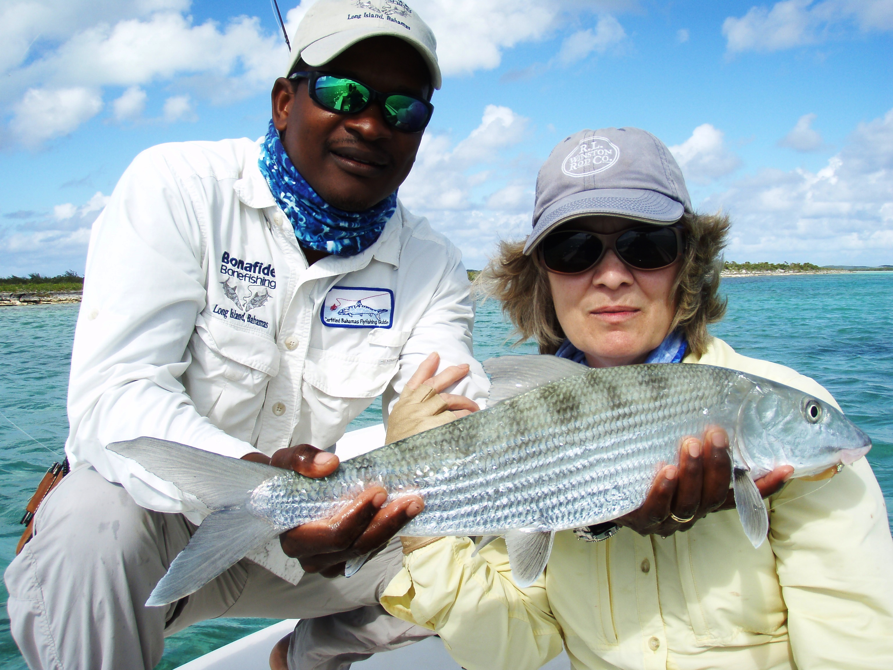 Bahamas Bonefishing Guide